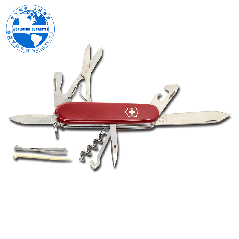 Victorinox/genuine original vicker vicker multifunction tool swiss army knife hunter 1.3713