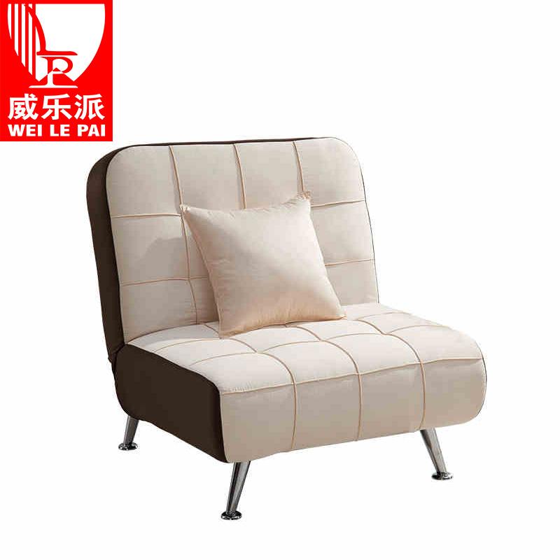 Ville Send Multifunction Folding Sofa Single Bit Single Sofa Bed Washable  Fabric Bed Small Apartment Home