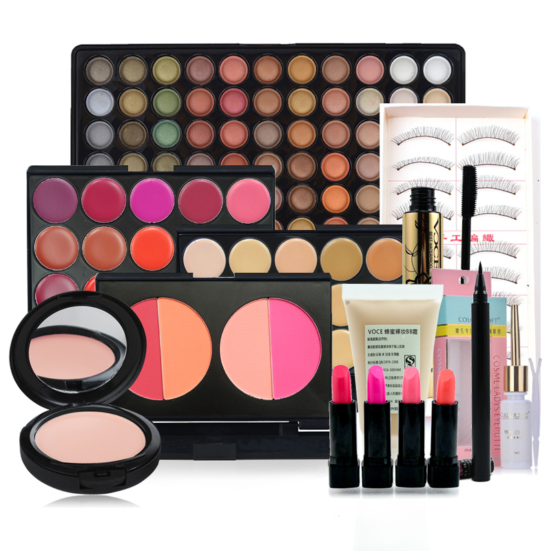 Free Makeup Kit Samples Shipping