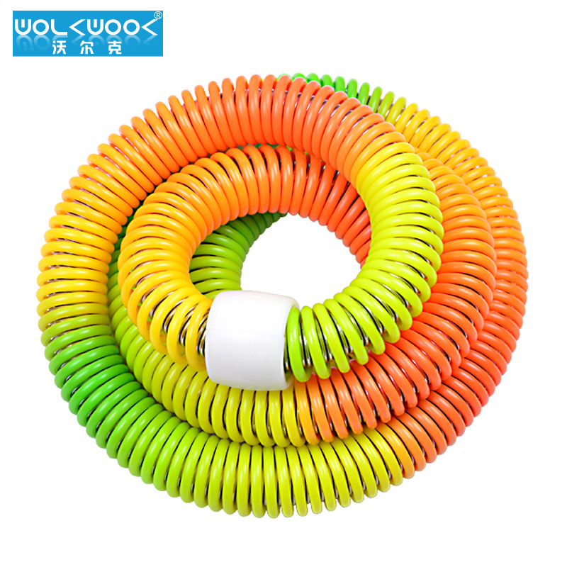 Volcker weight 13.358kj 5kg colorful soft spring hula hoop hula hoop hula hoop hula hoop thin waist slimming abdomen paragraph