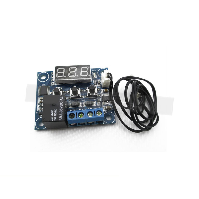 W1209 waterproof mini version of high precision digital temperature controller thermostat temperature control sensors dc-5v