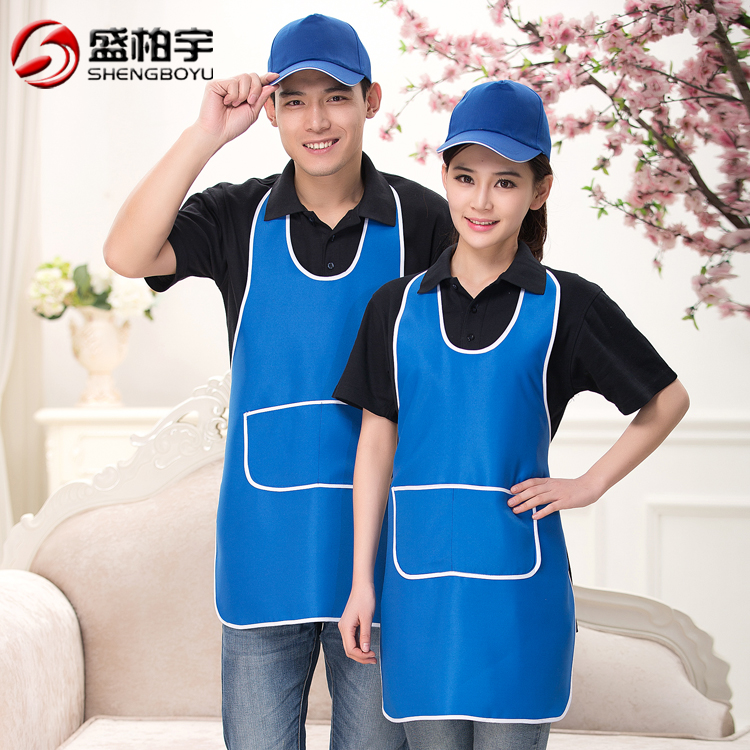 Waiter aprons aprons overalls hotel restaurant chef aprons for men and women work halter apron aprons apron supermarket