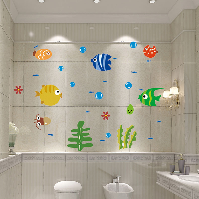 China Fish Toilet Stickers China Fish Toilet Stickers Shopping