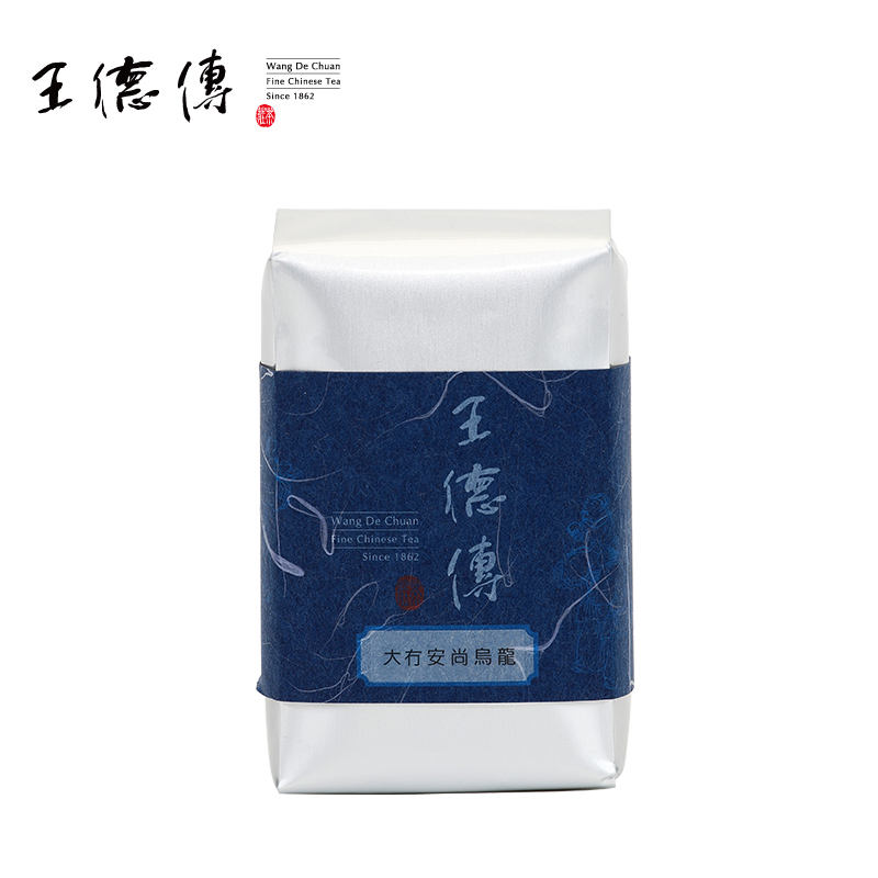 Wang chuan big nuisance prepared by premier premier oolong oolong tea 150g taiwan paperback no tank containing