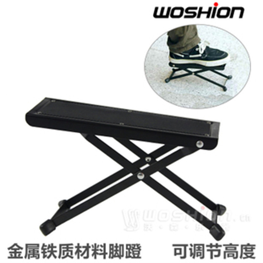 Watson woshion classical folk guitar pedal foot pedal pedal pedal to the metal crasset unreamed conditioning
