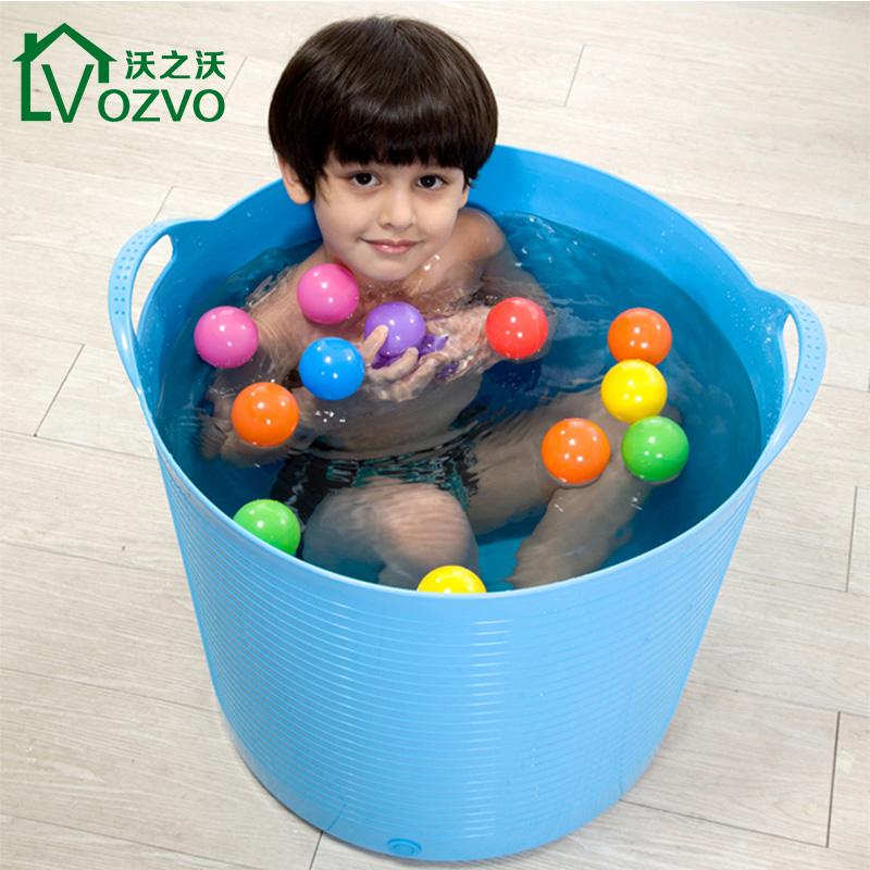 China Plastic Bath Bucket, China Plastic Bath Bucket Shopping Guide ...