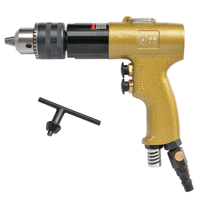 Wave shield 13mm speed pneumatic gun pneumatic drill pneumatic air gun pistol drill drill drill with reversing BD-1023