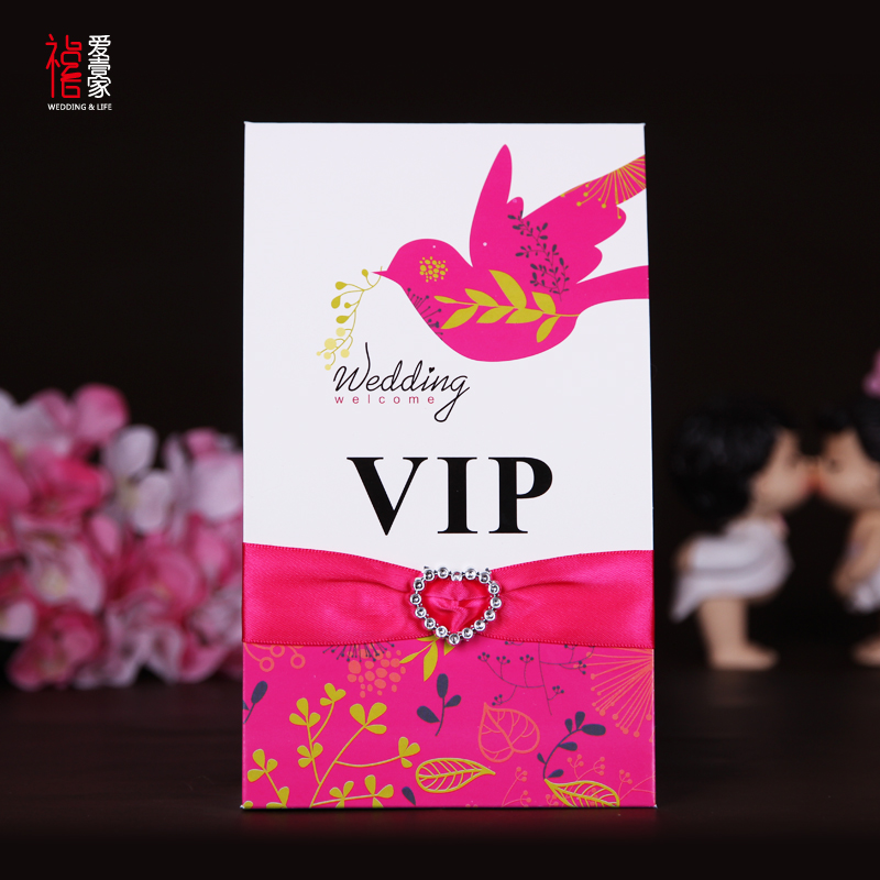 Wedding celebration supplies creative wedding table cards seat card number cards chinese wedding reception table cards wedding decorated and furnished