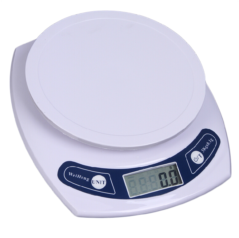 Wei heng said electronic kitchen scale baking kitchen food scales weighing scale electronic scale mini kitchen po chu precise gram called