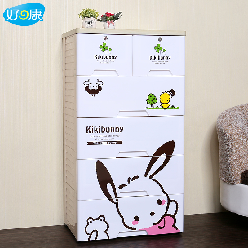 Well the kang wood top plastic drawer storage cabinets lockers baby wardrobe debris cabinet finishing cabinet ikea shoe