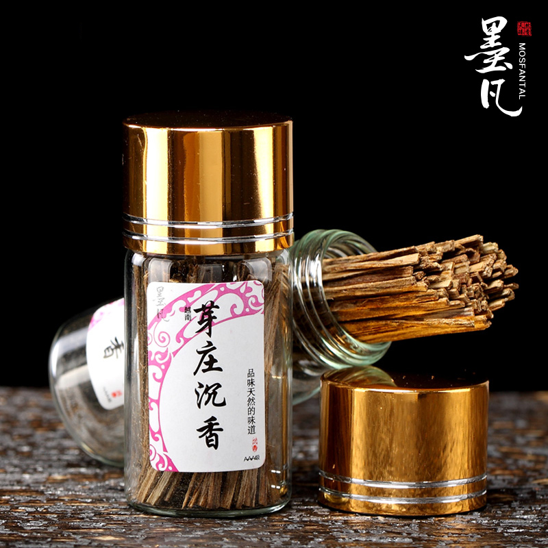 Where the ink filled with oil nha trang piece incense smoke scented incense smoke strip tobacco smoke cigarette smoke needle inserted wood bar/ Chip