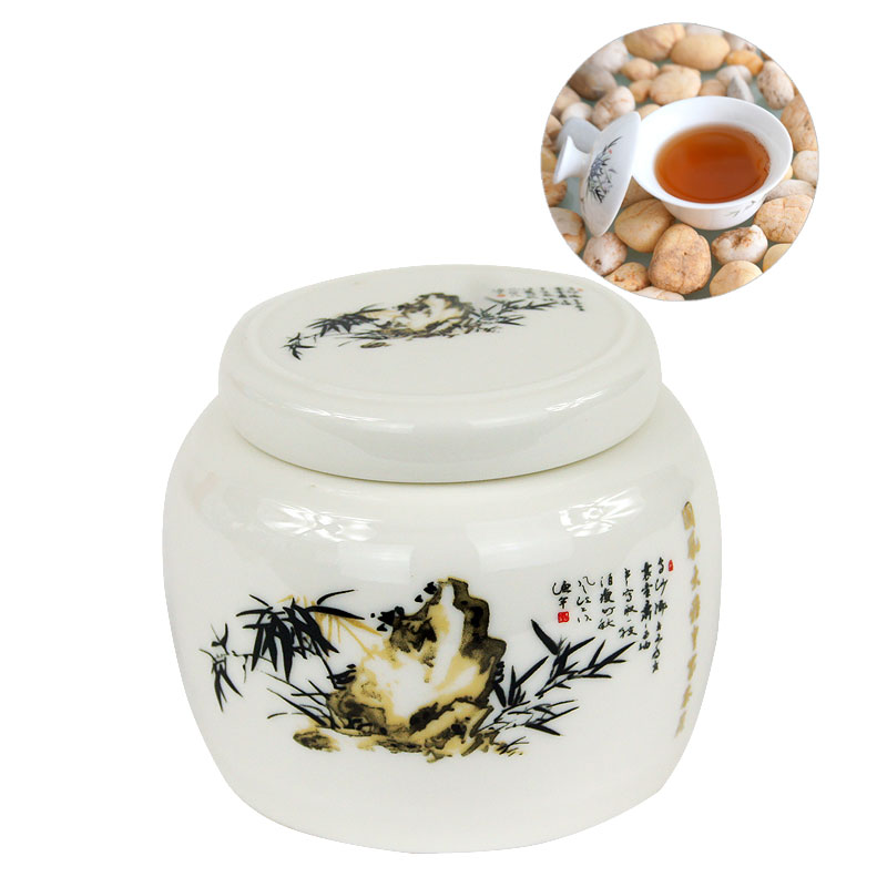 Wind nga ink mangosteen a1 daffs canopic jars 30g wuyi da hong pao tea gift new year gift