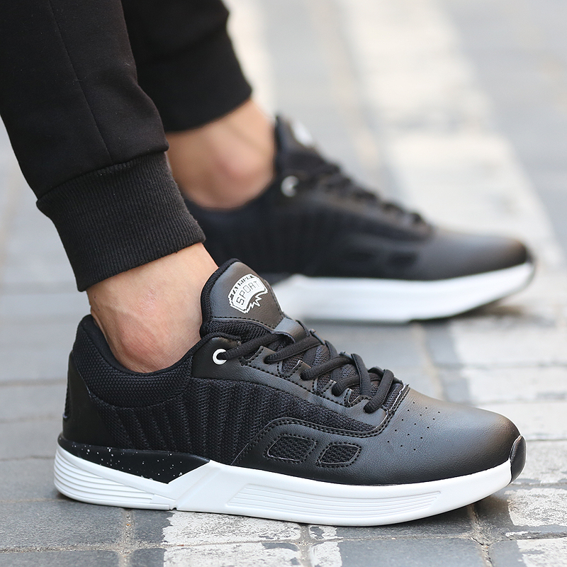 67f30ddc073f75 Get Quotations · Winter youth sports shoes male high school junior high  school students running shoes casual shoes autumn
