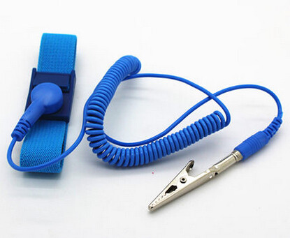Wireless wired static wrist strap cordless static wrist strap loop antistatic wrist strap wrist strap