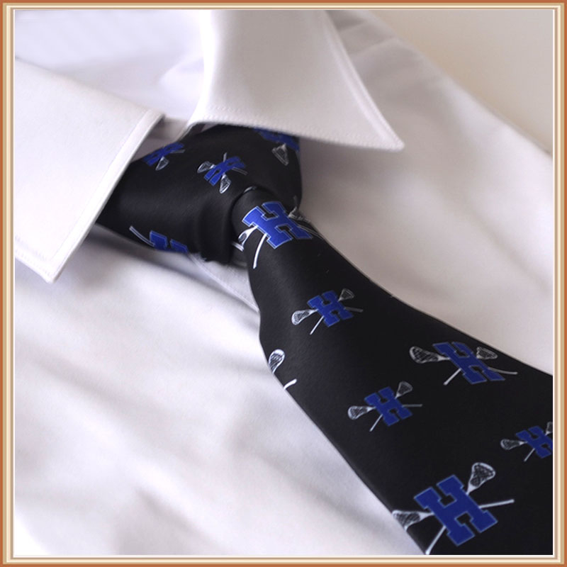 Wisorchoose tie men dress business career tie gift box packaging printing polyester
