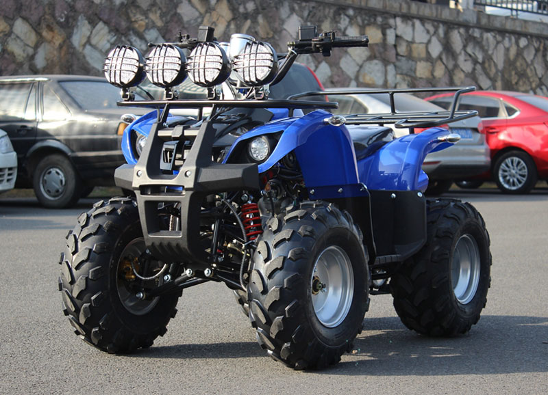 With reverse 125cc atv four young bulls all terrain atv motorcycle mountain buggy kart