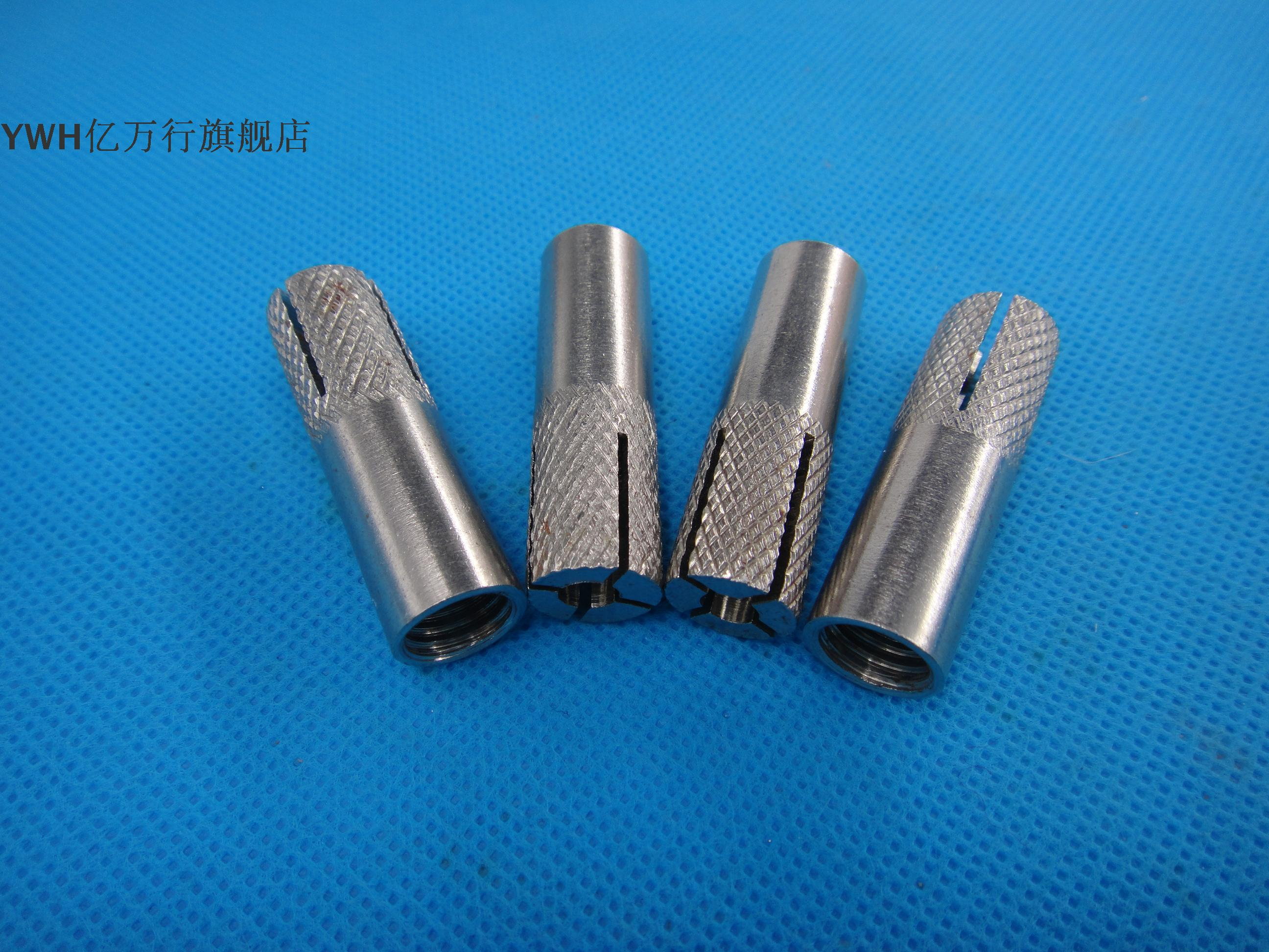 Within implosion gecko expansion screws screw 304 stainless steel flat explosion screw m6/m8/m10/m 12 within the expansion
