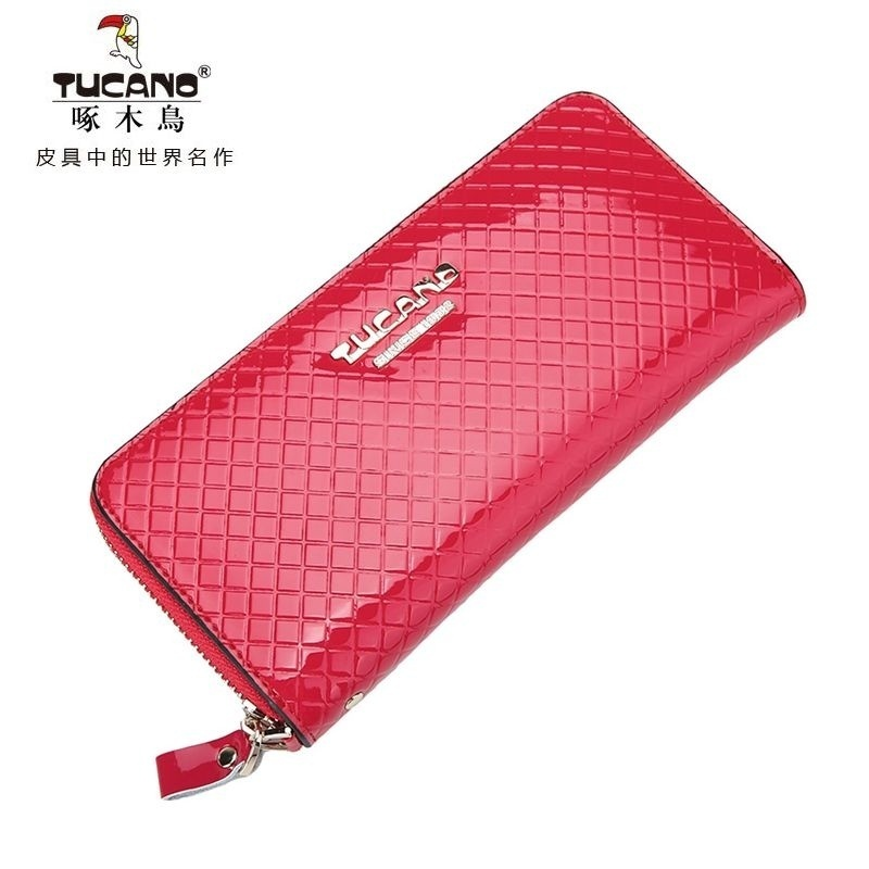 Woodpecker ms. clutch clutch bag handbag leather handbags women handbag authentic