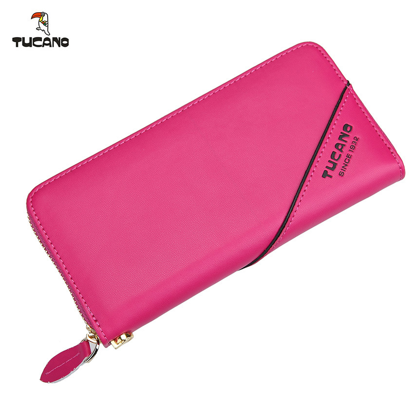 Woodpecker ms. long section of female hand bag new 2015 hot handbags clutch wallet korean fashion tide