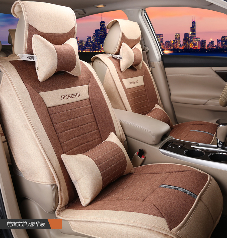 Wuling light/glory/hongguang s baojun 730 car seat cover seat cover long an ounuo succe 7 block 8 block Four seasons general