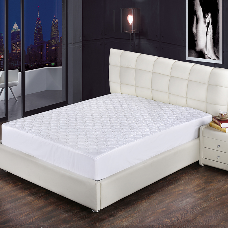 X. 2*1.8x2 1.35x1.5 * * i dream of pure white cotton thick quilted bed enterprises 2.2 m best protection Set