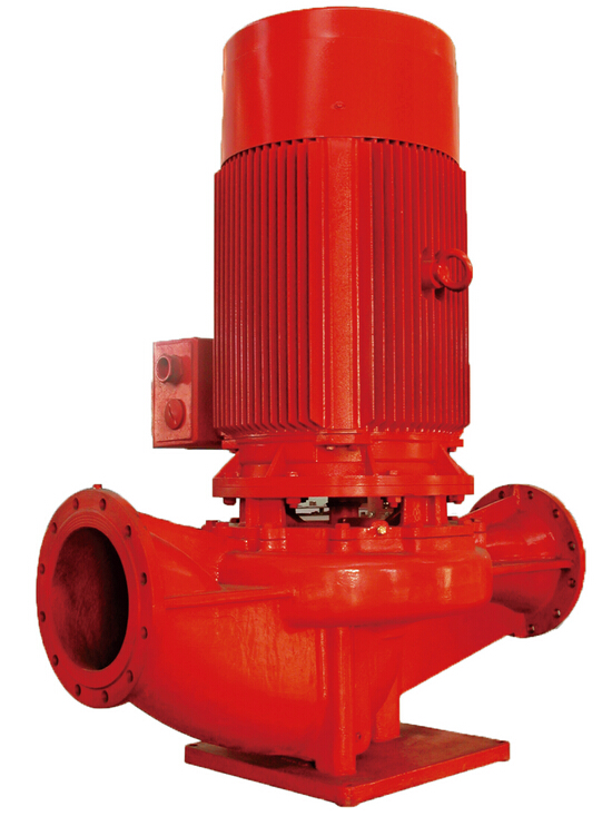 XBD10.1 single-stage centrifuging riviera pump fire pump/5-(w) 65-285-18.5/2