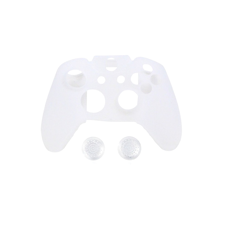 Xbox one game wireless mouse original wired controller wireless plastic dust protection cover hand sets slip handle rocker cap