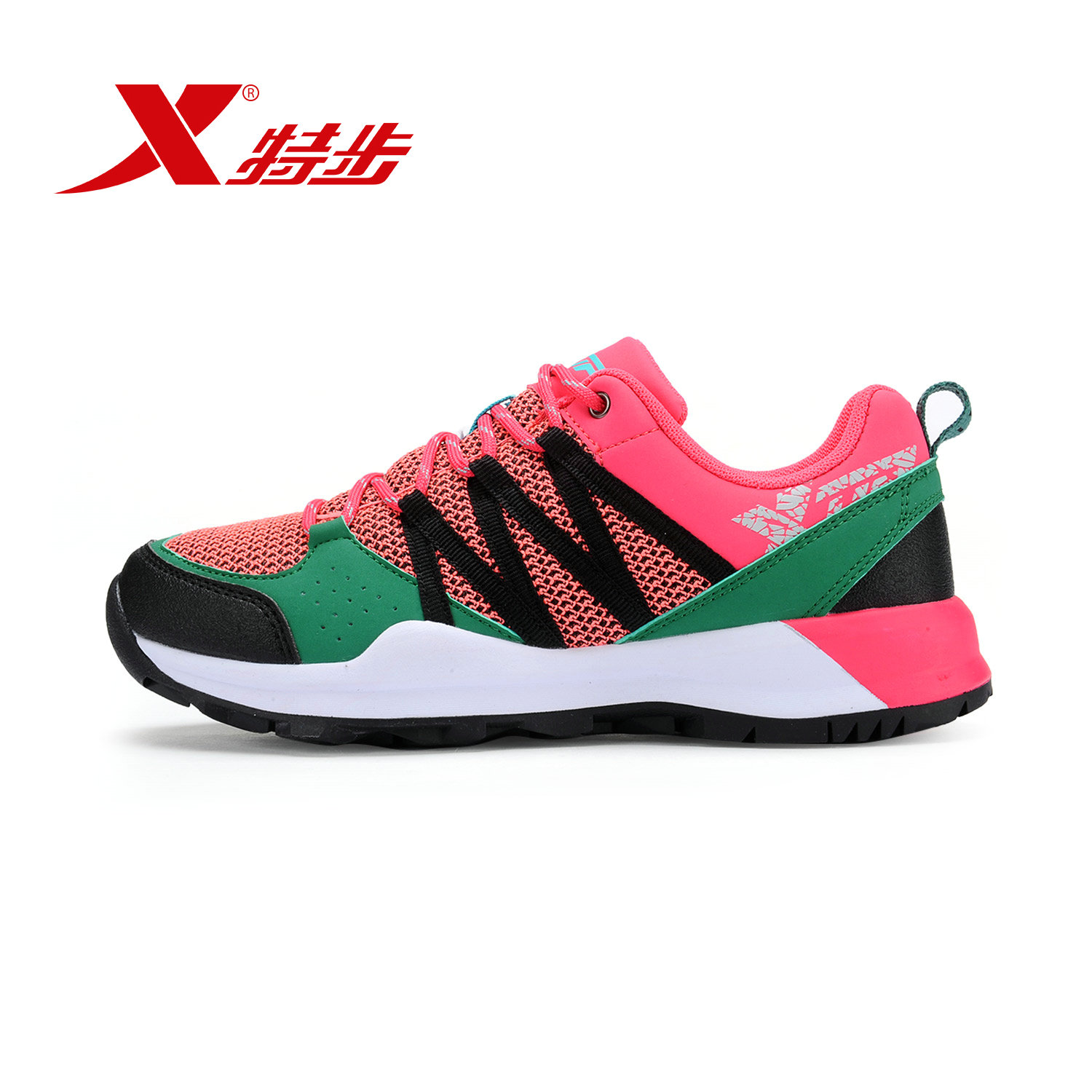 Xtep shoes breathable summer running shoes 2016 cross country running shoes cushioning running shoes mesh shoes comfortable shoes women shoes rest assured amoy