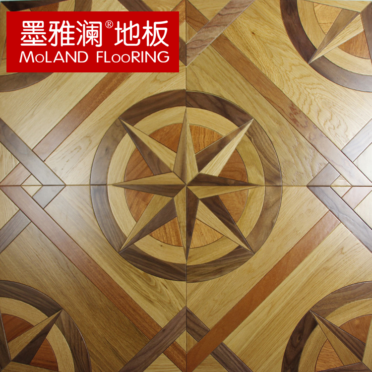 Ya lan ink star language multilayered wood flooring asian pear wood parquet floor backdrop free home installation