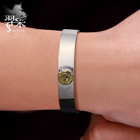 Yi mining men original design jewelry 925 silver jewelry japan takahashi stamp pad thai silver bracelet girls bracelet