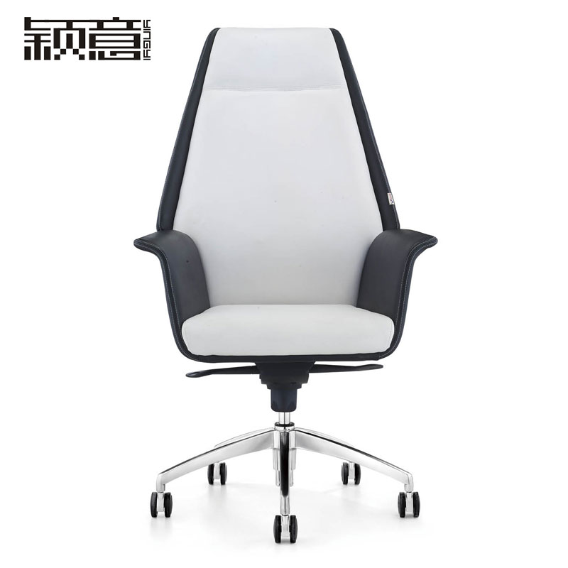 Ying italian office furniture leather office chair boss turn chair modern fashion chair chair manager chair office chair