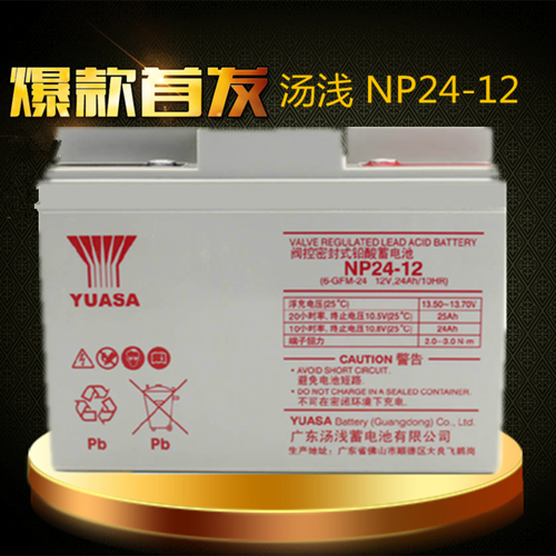 Yuasa yuasa battery yuasa np24-1212v24ah battery maintenance-free battery ups ups battery power battery