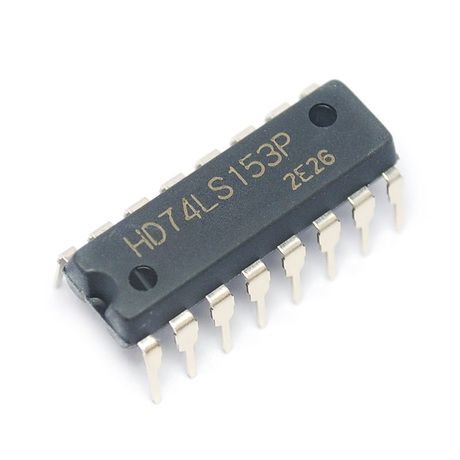 Yunhui | logic-signal switches hd74ls153p 74ls153 dip-16 chip p9