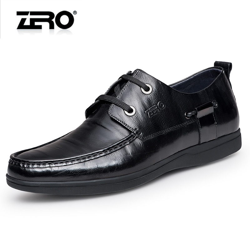 Zero zero casual shoes 2016 spring new business casual shoes fashion casual shoes men's shoes