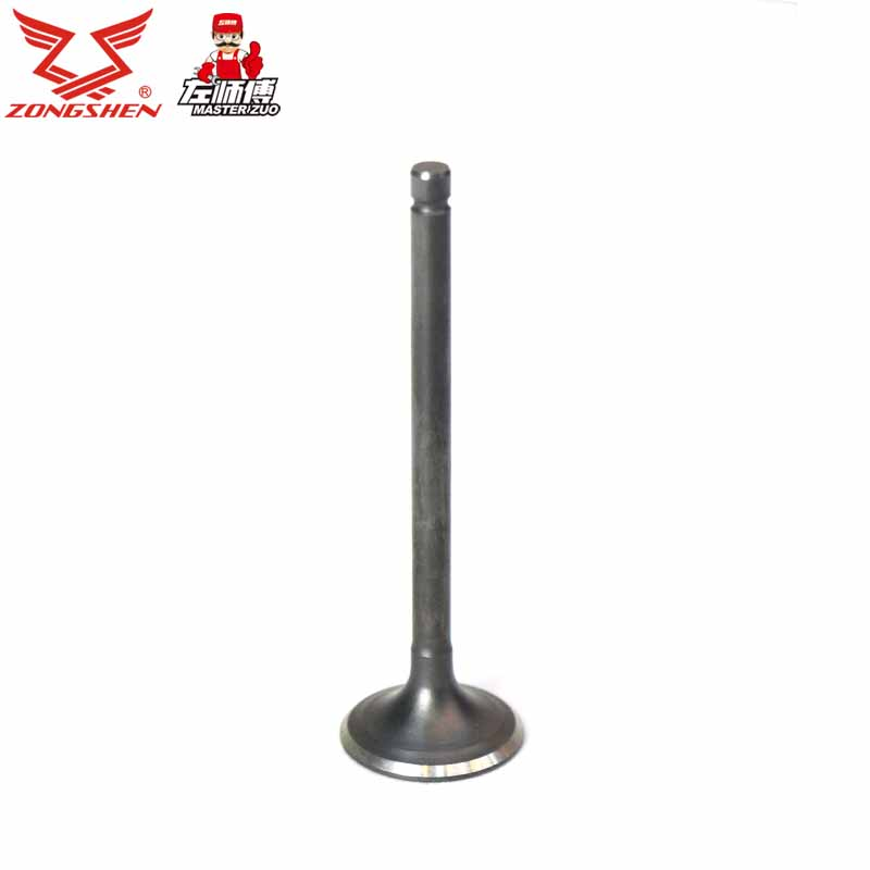 Zongshen motorcycle parts genuine parts lzx200gy-2 zs200gy intake and exhaust valves