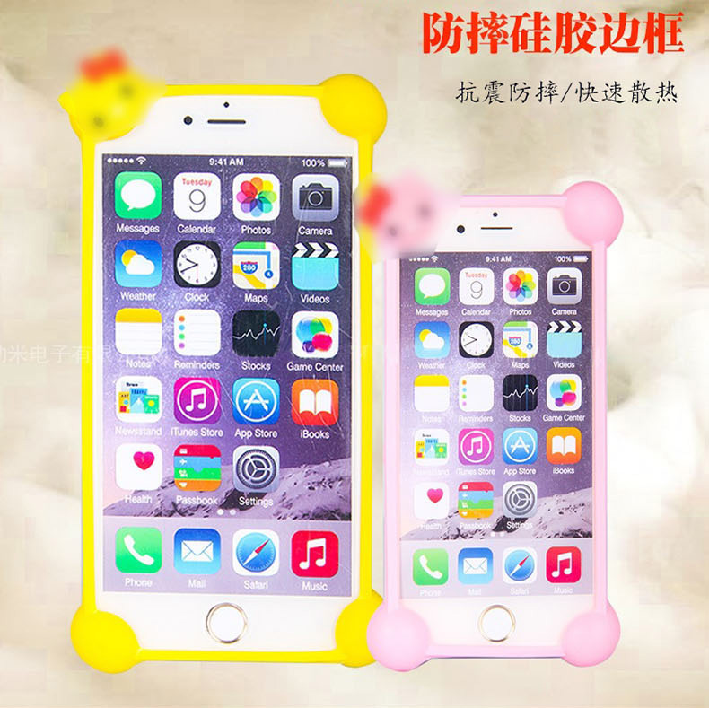 Zte blade q lovebirds lux lux blade q border shell mobile phone sets of silicone cartoon popular brands female new