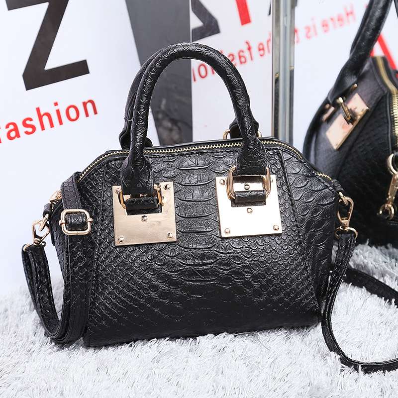 Zya embossed shell bag handbag 2016 new summer wild retro shoulder messenger bag handbag tide