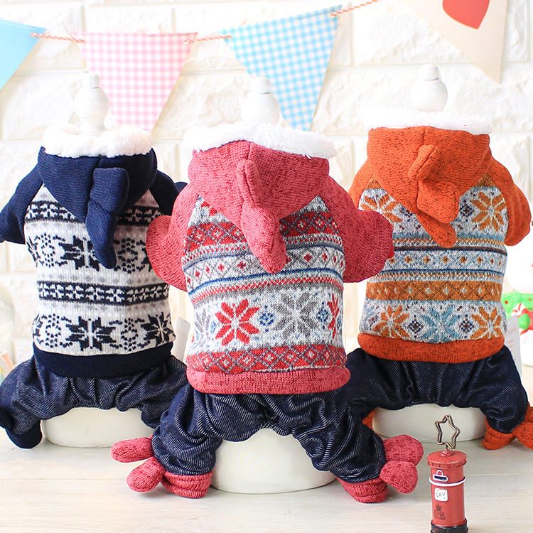 1 free shipping pt small dog legs in the fall and winter models fall and winter dog clothes pet clothes teddy vip small dog