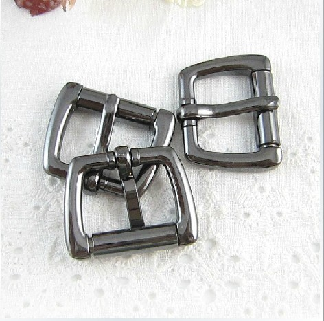 [Star] accessories metal alloy decorative buckle adjustment buckle high quality ribbon luggage with pin d shape Buckle