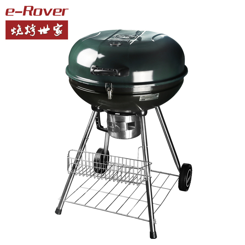 Family barbecue grill outdoor grill bbq grill large outdoor barbecue grill portable charcoal grill