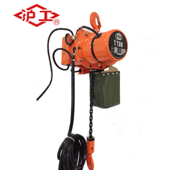 Imported from taiwan cs electric hoist chain hoist 0.5 ton electric hoist 1t2 t 3t3m meters shanghai import mouth