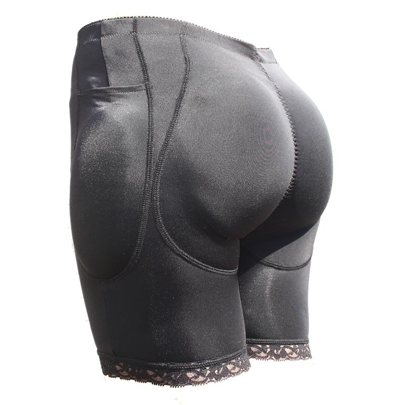 b79e5762530 Get Quotations · Send 2 abundance abundant buttocks hip hip briefs  underwear bottom section 4 piece silicone inserts by