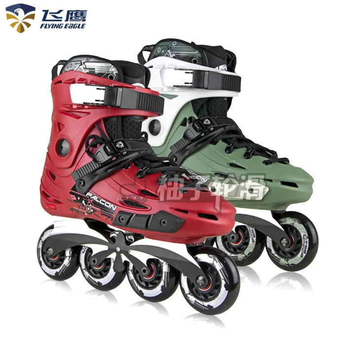 Eagle f6 professional multifunction skates adult level hua xie skate skates adult male and female skates