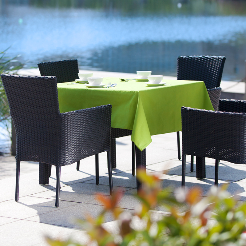 Cafe tables and chairs leisure furniture combination balcony tables and chairs outdoor furniture rattan chairs outdoor tables and chairs