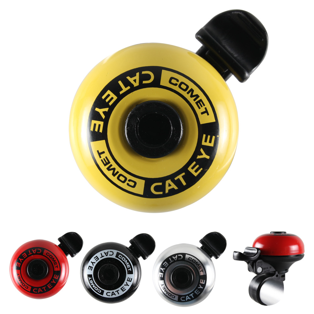 Cat cateye pb200 bicycle bell bell bike riding mountain bike riding bicycle accessories and equipment