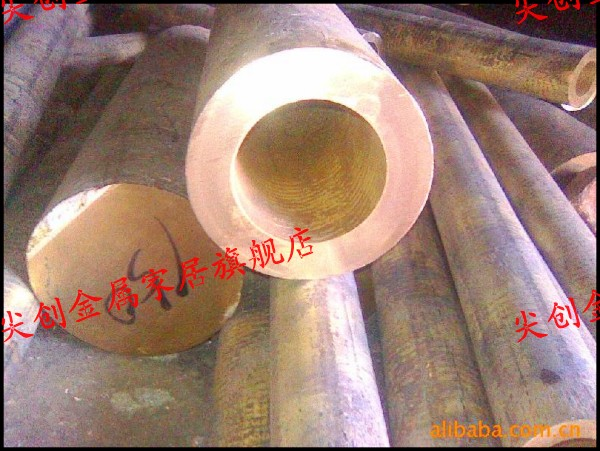 Large thick brass h59 brass brass brass pipe hollow thick brass bronze tube cup disabilities brass can be cut