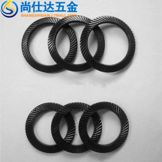 Sided tooth lock washer lock washer lock washer skid pads locking washer lock washer flat washer