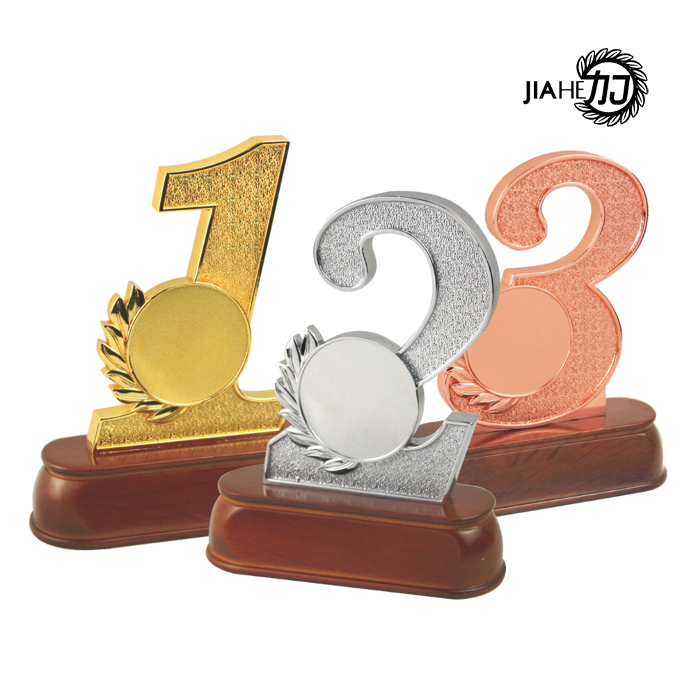 Jiahe trophy metal trophy digital trophies sports trophies trophy trophy custom creative personality