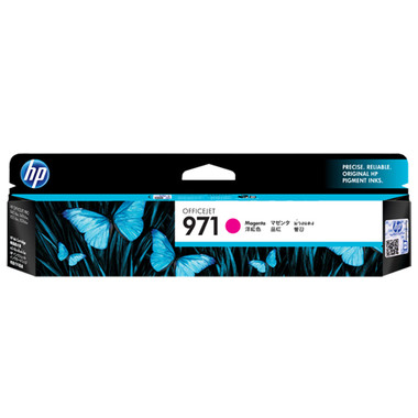 Hp hp 971 magenta ink cartridges suitable for hp x451dn CN623AA/551dw/x476dn/x576