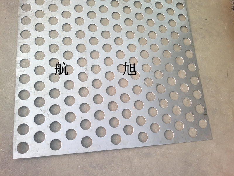 Aluminum perforated metal mesh aperture 20mm pitch 20mm, aluminum mesh, perforated metal mesh, aluminum mesh factory